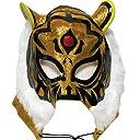 【プロレス マスク】初代 タイガーマスク セミレプリカマスク ゴールドラメ ルチャリブレ プロレス