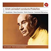 Erich Leinsdorf Conducts Prokofiev-Son