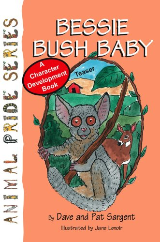 Bessie Bush Baby (Animal Pride Book 41) (English Edition)