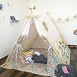 子供用おもちゃ ハウス広くて、安全でゲームテント お気にいりて遊んでいたの秘密基地 子供の大好きなプレゼント