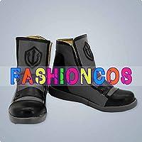 ★サイズ選択可★女性22CM UA1457 RWBY ルビー ネプチューン・ヴァシリアス Neptune Vasilias コスプレ靴 ブーツ