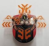 新甲虫王者ムシキング 超神化3弾 Vガジェ 侍のVガジェ カブト 侍