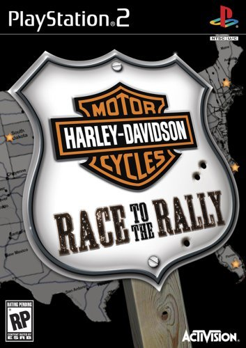 Harley-Davidson Race to the Rally - PlayStation 2 [並行輸入品]