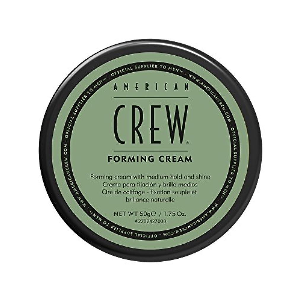肩をすくめるヘクタールフレキシブルby American Crew FORMING CREAM 1.75 OZ by AMERICAN CREW