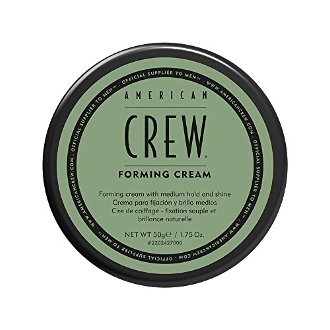 ランプ所属焼くby American Crew FORMING CREAM 1.75 OZ by AMERICAN CREW