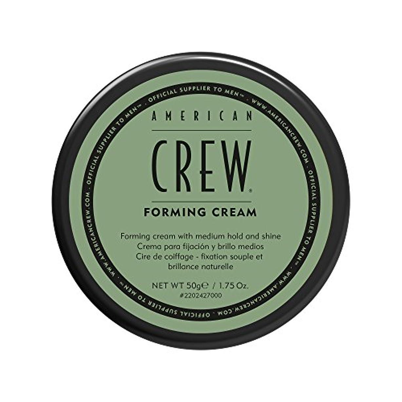 ロッジ破滅アプローチby American Crew FORMING CREAM 1.75 OZ by AMERICAN CREW