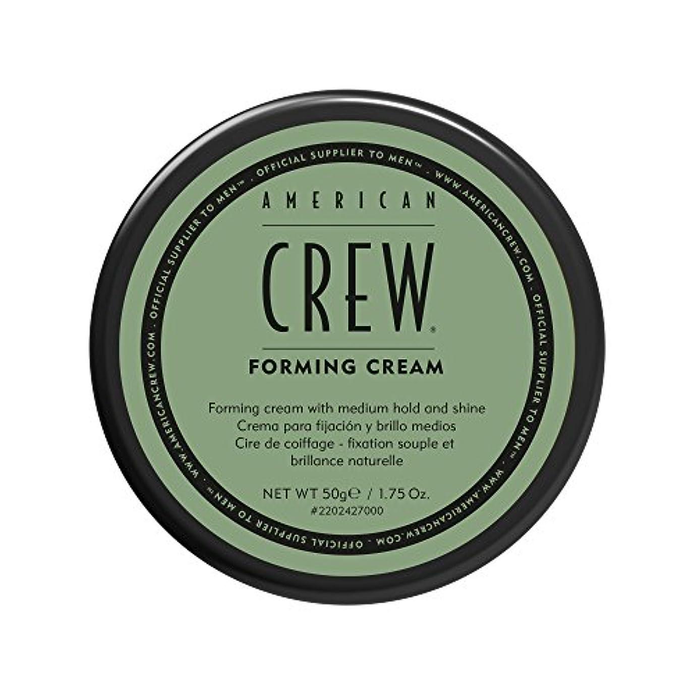 アルカトラズ島手術蛾by American Crew FORMING CREAM 1.75 OZ by AMERICAN CREW