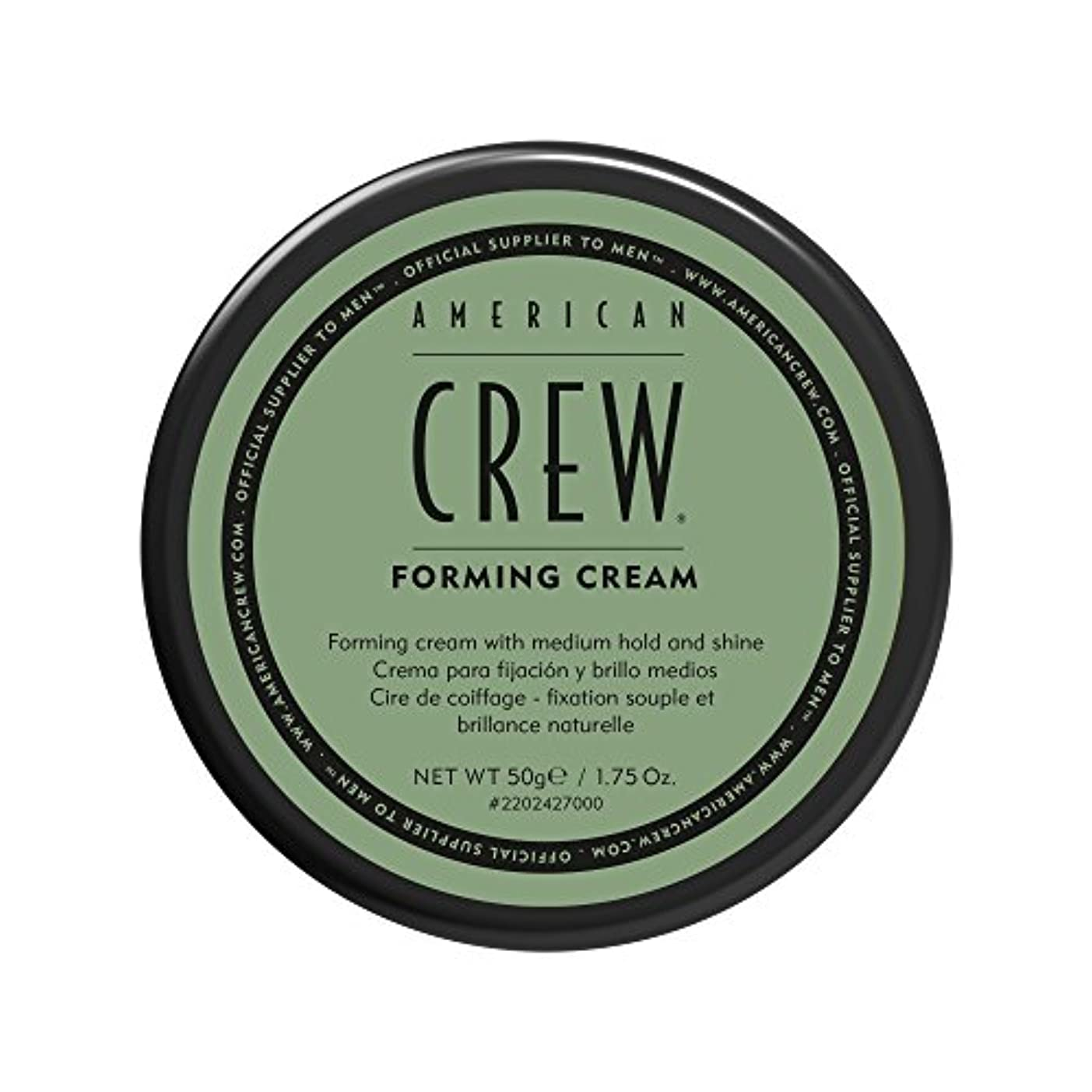 助手大佐レディby American Crew FORMING CREAM 1.75 OZ by AMERICAN CREW