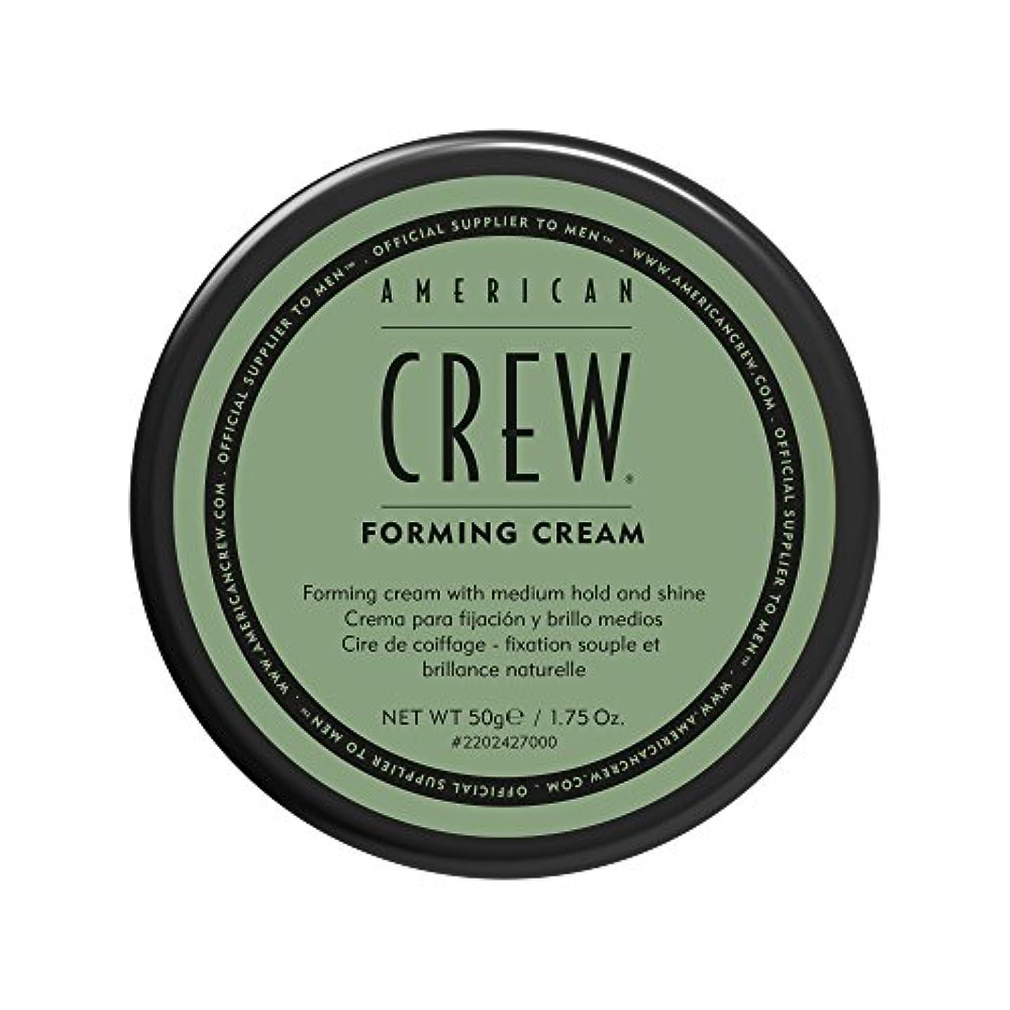 協同ブリード順応性by American Crew FORMING CREAM 1.75 OZ by AMERICAN CREW