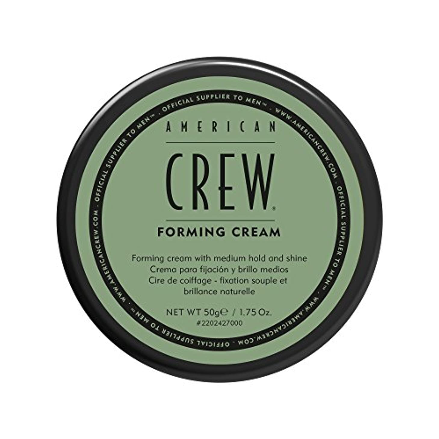 水差し解放する時系列by American Crew FORMING CREAM 1.75 OZ by AMERICAN CREW