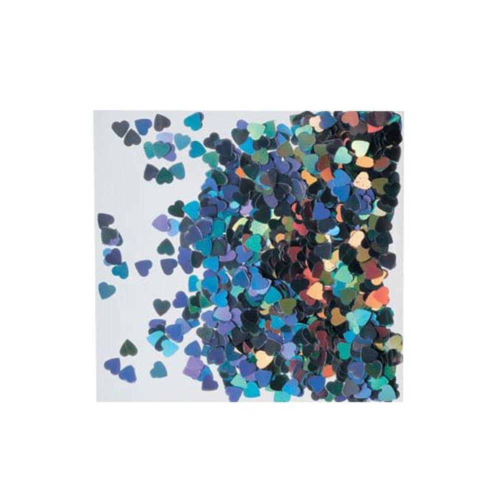 パワーセル適切に溶けたピカエース ネイル用パウダー ホログリッター #871 シルバー 0.5g