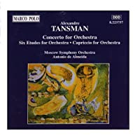 Tansman:Conc.for Orchestra
