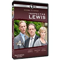 Masterpiece Mystery: Inspector Lewis 4 [DVD] [Import]