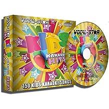 Vocal-Star Kids Karaoke CDG CD+G Karaoke Disc Set - 150 Songs 7 Discs