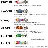 ヤマシタ(YAMASHITA) おっぱいスッテ 3.8-1 UV P1 ピンク/虹
