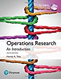 Cover of Operations Research: An Introduction, Global Edition