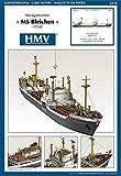 1:250 貨物船ブライヒェン