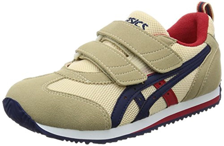 [アシックス スクスク] 運動靴 スニーカー スクスク アイダホ ミニ MINI 2本ベルト キッズ