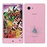 SHARP Disney Mobile on docomo DM-01H Sparkle Pink
