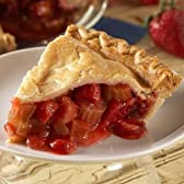 Strawberry Rhubarb Pie by Burgers' Smokehouse [並行輸入品]