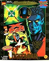 Marvel Comics Famous Covers> Nightcrawler Action Figure by Toy Biz [parallel import goods]