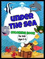 """Under The Sea Coloring Book 