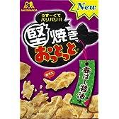 森永製菓 堅焼きおっとっと<香ばし醤油味> 50g×5箱