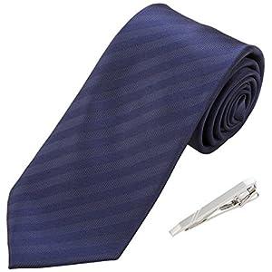 (フローレンスペック) FLORENCEPEC(フローレンスペック) FLORENCEPEC ビジネス リクルート タイピン付ネクタイ ネクタイピン付