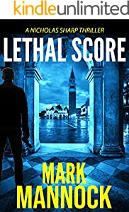 LETHAL SCORE (NICHOLAS SHARP THRILLER SERIES Book 2) (English Edition)
