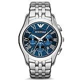 [エンポリオ アルマーニ] EMPORIO ARMANI 腕時計 クロノグラフ クオーツ AR1787 ブルー メンズ [並行輸入品]
