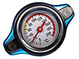 TamTom 水温計 付き ラジエター キャップ 開弁圧 1.3k 交換用 Bタイプ (1.3k・B type)