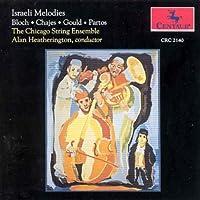 Israeli Melodies by Bloch