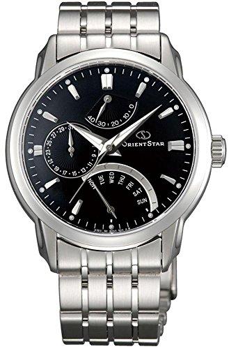 [オリエント]ORIENT 腕時計 STAR RETROGRADE POWER RESERVE スター レトログラード パワーリザーブ SDE00002B メンズ [逆輸入]