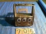 三菱 純正 デリカD5 CV系 《 CV5W 》 エアコンスイッチパネル P19900-15007058