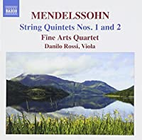 String Quintets Nos. 1 & 2 by Rossi (2008-05-27)