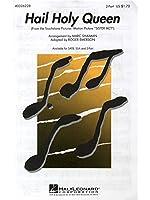 Hail Holy Queen/ヘイル・ホーリー・クィーン (2パート)合唱楽譜. For 合唱, 2部合唱, ピアノ伴奏