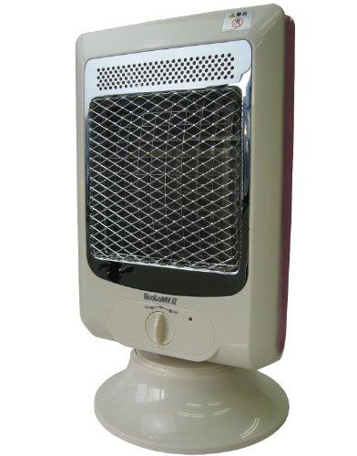 EC2S-400 反射電気ストーブ エコロミーII メカタイプ 0042ad