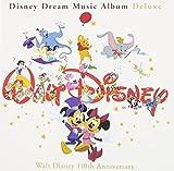 ディズニードリーム・ミュージック・アルバム デラックス(3CD) 画像