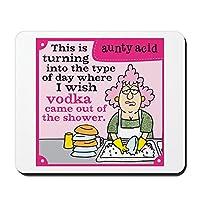CafePress–Vodkaシャワーマウスパッド–ノンスリップゴムマウスパッド、ゲームマウスパッド