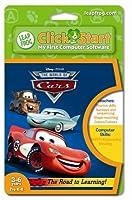 リープフロッグClickStartソフトウェアカートリッジ-ディズニーピクサーカーLeapFrog ClickStart Software Cartridge Disney Pixar's Cars