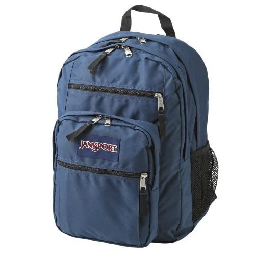 Jansport(ジャンスポーツ) Big Student NAVY TDN7
