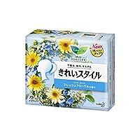 花王 きれいスタイルフレッシュフローラル 72枚×12個(1ケース)KO