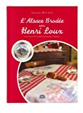 DMC 「HENRI LOUX」 刺しゅう作品・図案集-フランス語