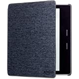 Amazon純正  Kindle Oasis (第9世代) 用 ファブリックカバー チャコールブラック