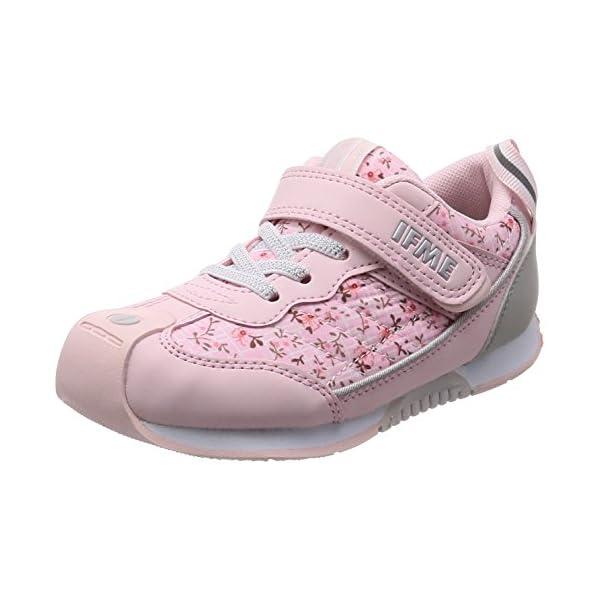 [イフミー] 運動靴 Jog ピンク 16 cm 3Eの商品画像