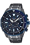[カシオ] 腕時計 オシアナス CACHALOT Bluetooth 搭載 電波ソーラー ダイビングログ OCW-P2000B-1AJF メンズ ブラック