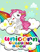"""Unicorn Coloring Book: Activity for Kids Ages 4-8 """"US Edition"""""""