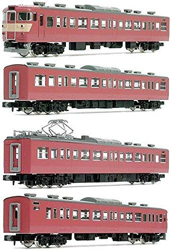 Nゲージ車両 415系近郊電車 (旧塗装) 基本 92209