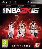 NBA 2K16 (PS3) (輸入版)