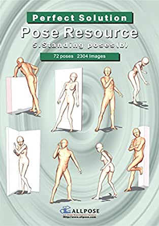 Pose Resource 5 Standing b